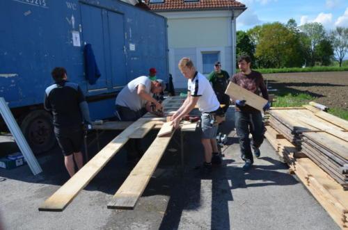 2017-05-15 Zeltfest Boxhofen Aufbau 01 01