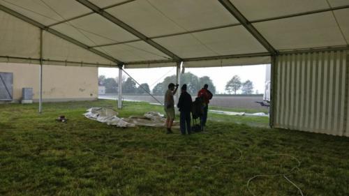 2017-05-15 Zeltfest Boxhofen Aufbau 01 05