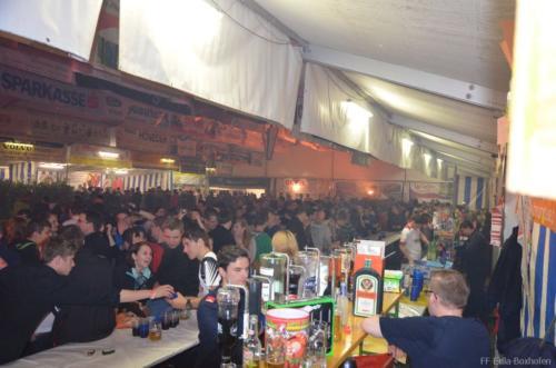 Zeltfest Samstag 2014 Foto