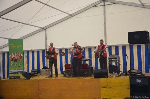 Zeltfest Sonntag 2014 Foto